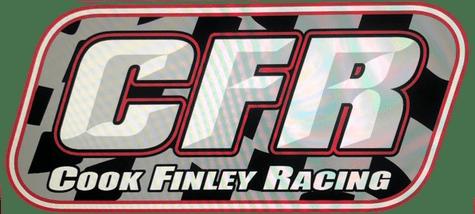 Cook Finley Racing Logo
